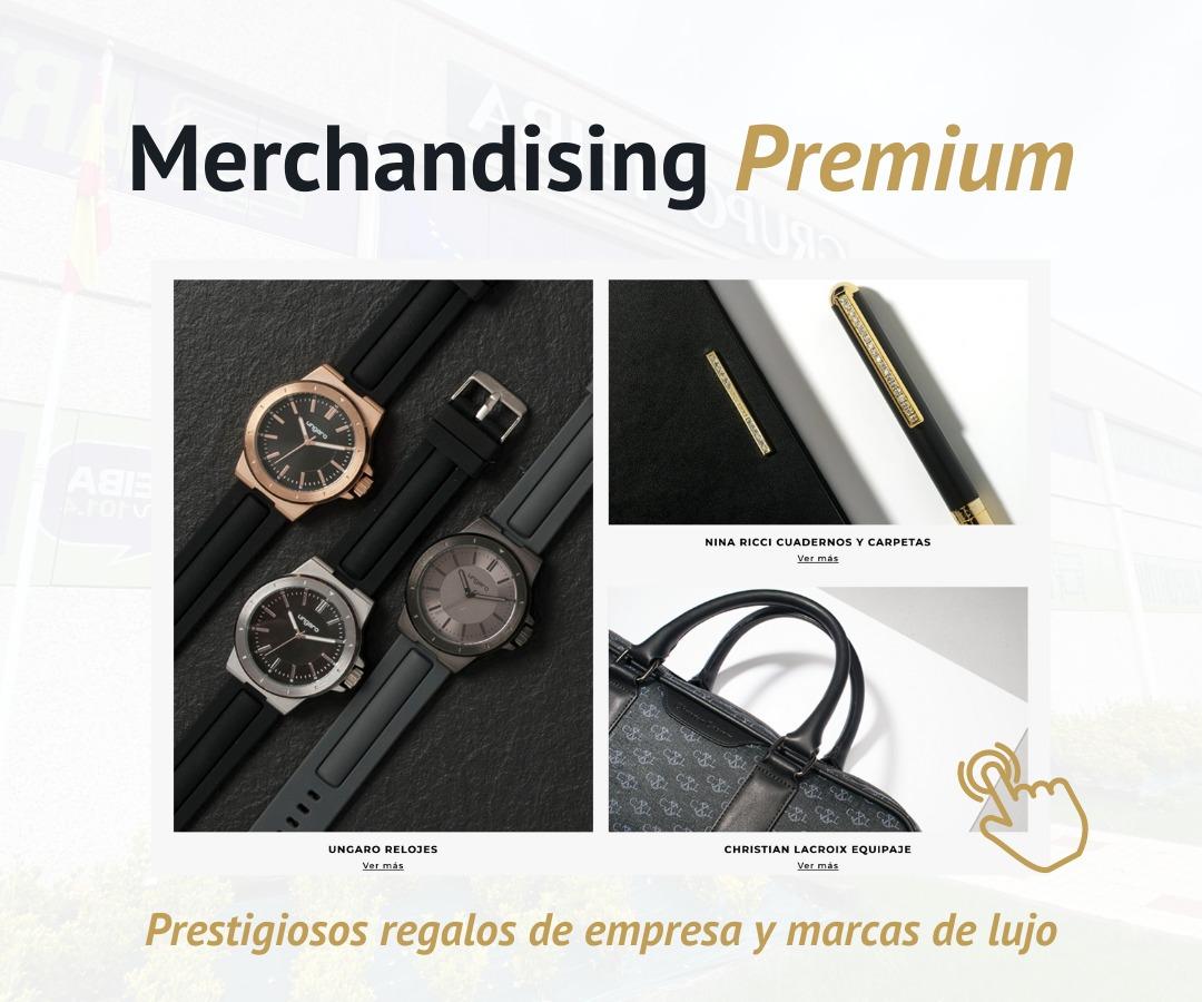 Grupo Teiba - Catálogo Merchandising Premium